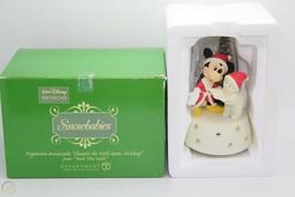 Dept. 56 SnowBabies Mickey's Christmas Carol Disney Showcase Collection ... - $34.59
