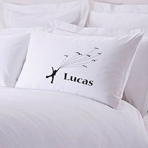 Personalized Direct Personalized Flying With Kites Pillow Case - $8.99
