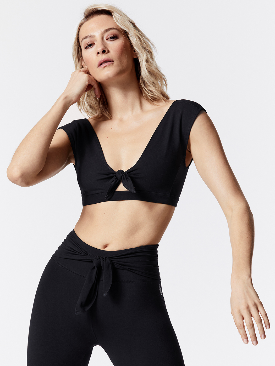 Women Ursa Bra in Black, Free People Movement