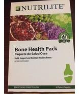 Nutrilite Bone Health Pack - Perfect 60 packets of Cal Mag D, D3, Bone G... - $200.00