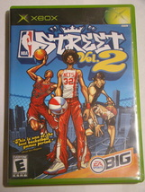 Xbox - Nba Street Vol. 2 (Complete With Manual) - $12.00
