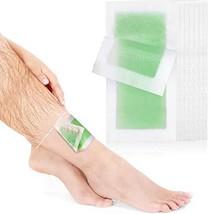 Xshows 40 Strips Wax Strips for Arms, Legs, Underarm Hair, Eyebrow, Bikini, and