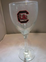 USC University of South Carolina Gamecocks Libbey Wine Glass Brand New - $14.99