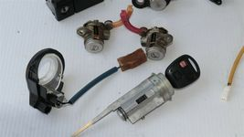 2003 Lexus RX330 ECU Immo Ignition Door Trunk Glovebox Lock Fob Combo Set image 4