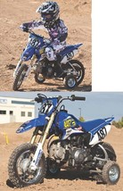 New Fly Racing Mototrainer for Suzuki DR-Z70 (all years) image 2