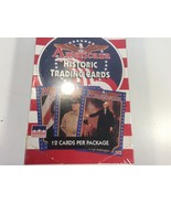 1991 Starline Americana Historic Trading Cards 36 Packs of 12 (432 Cards) - $19.99