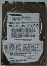 "New 80GB 2.5"" 9.5mm SATA Hard Drive Toshiba MK8032GSX HDD2D32 Free USA Shipping"