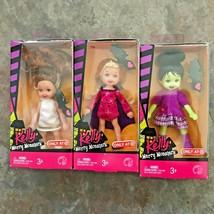 New Mattel Target Kelly Merry Monsters Dolls Kayla Kelly Miranda 2008 NRFB - $34.65