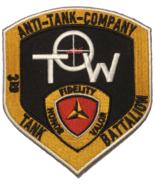USMC 3rd Marines 3rd Tank Bn Anti-Tank Co Patch - $11.87