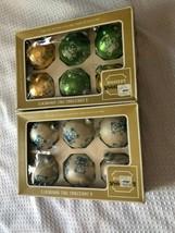 2 Vintage Juegos LANISSA Oeste Alemania Oso de Peluche Árbol Navidad Ado... - $37.60