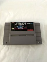 Jeopardy! (Super Nintendo Entertainment System, 1992) - $26.08