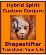 5x100 Hybrid Spirit Custom Conjure Tailor Made Spirit 4U + Wealth Spell - $135.00