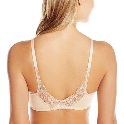540750707ed8d Vanity Fair Women s Flattering Lift Front Close Full Coverage Underwire Bra
