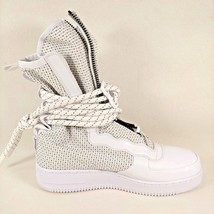 Ibex SF Force 9 AF1 Hi 1 Size Premium White Mens Camo RARE Shoes Air PRM Nike qwnYF6tx5w
