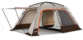 Kovea MoonRiver3 Family Tent with Inner Tent Ground Sheet Roof Tent 4 People Ten