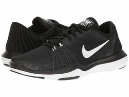 NEW Womens Flex Supreme TR 5 Black White 852467-001 Training Shoes - $49.90