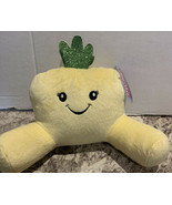 My Life As Yellow Pineapple Soft Plush Doll Lounge Pillow NWT - $22.31