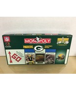 2003 P Bros- Green Bay Packers Monopoly Game - complete Ex/NM - $21.78