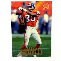 Rod Smith 1995 Fleer Ultra Rookie Card #369 NFL Denver Broncos - $3.91