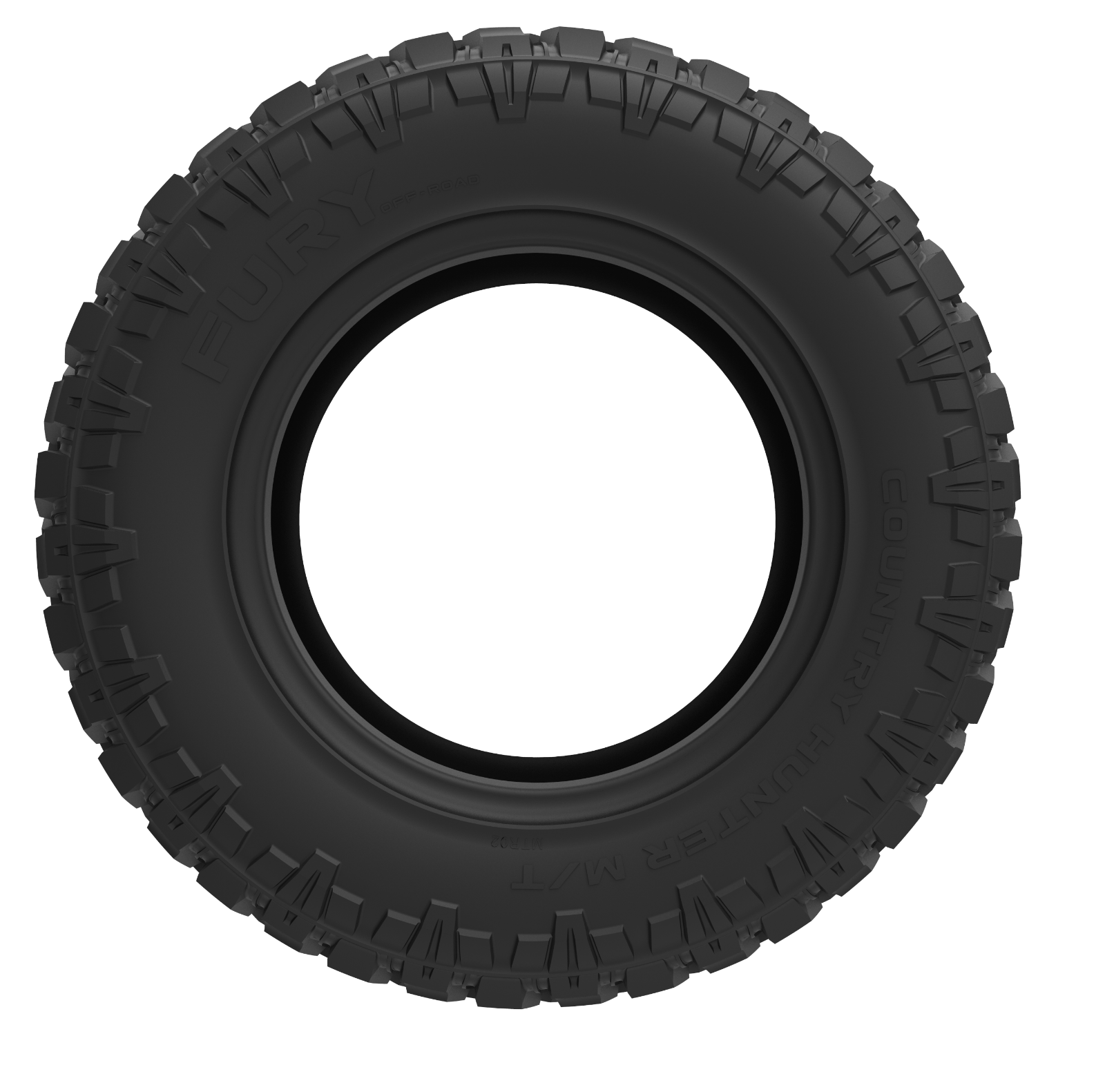 42X16.50R30LT FURY OFF-ROAD COUNTRY HUNTER M/T II 127Q 10PLY (SET OF 4) image 4