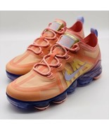 NEW Nike Air VaporMax 2019 Bleached Coral AR6632-603 Women's Size 9 - $168.29