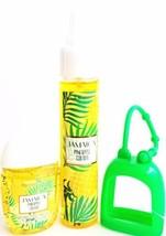 Bath & Body Works Jamaica Pineapple Colada Anti-bac Hand Spray, PocketBac Holder - $17.40