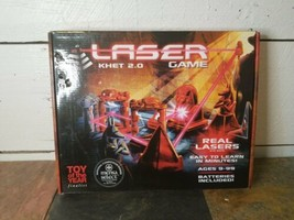 Laser Khet 2.0 Mensa Select Strategy Game Complete Toy of the Year Finalist - $19.79