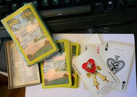 Washington D.C. Deck of Bridge Playing Cards   (#017) image 4