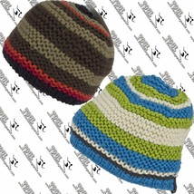 SEIRUS 3141 WOMEN'S  SKI SNOWBOARD WINTER FLEECE LINED BAND GRADIENT HAT... - $19.99