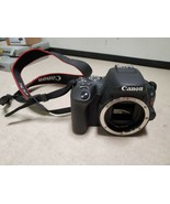Canon EOS Rebel SL2 24.2 MP Digital SLR Camera Body AS IS READ AD!  - $237.50