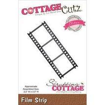 Film Strip. Cottage Cutz Die. Card Making. Scrapbooking