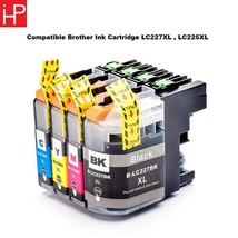 Compatible Brother Ink Cartridge LC227XL, LC225XL ,BK/C/M/Y ,4Pcs/Pack - $31.96