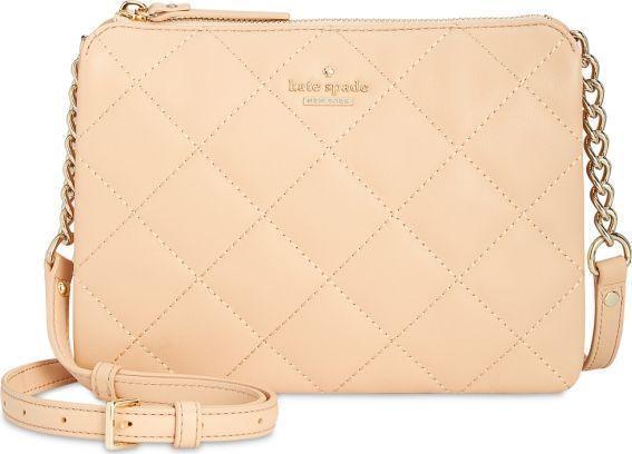 Kate Spade Emerson Place Harbor Cashew Handbag