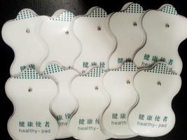 Electrode Pads (10) for Sonik Milex Digital Massage Massager Electrother... - $14.84