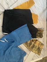 pants lot medium large xl leggings sweats track - $9.95