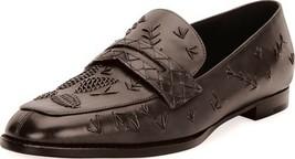 Bottega Veneta Stitched Slip-On Leather Penny Loafer 36.5 MSRP: $990.00 - $593.01