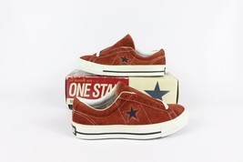 Vintage New Converse One Star Mens 5.5 Womens 7.5 Suede Ox Shoes 16086 T... - $294.97
