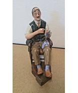 """Royal Doulton Figurine """"The Bachelor"""", HN2319, 7"""" high - $92.49"""