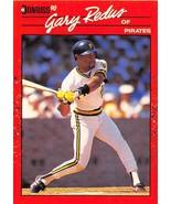 1990 Donruss #597 Gary Redus NM-MT Pirates - $0.99