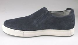 NEW Mens Strellson Blue Leather Suede Casual Shoes 43 EUR 10 US 9 UK image 5