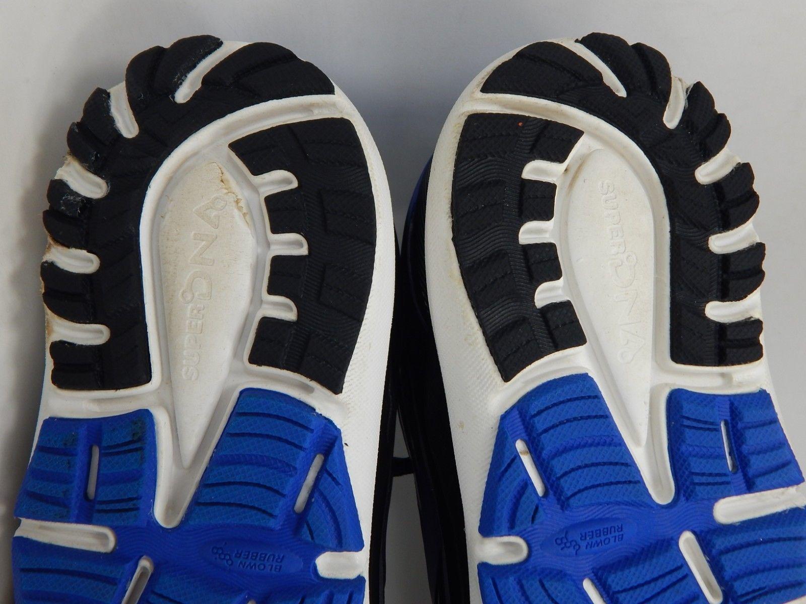 Brooks Transcend 4 Size US 10 M (D) EU 44 Men's Running Shoes Black 1102491D002 image 8