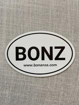 "Bonanza ""BONZ"" Car Magnet, 6"" x 4"" - $7.00"