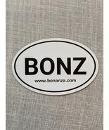 "Bonanza ""BONZ"" Car Magnet, 6"" x 4"" - £5.12 GBP"