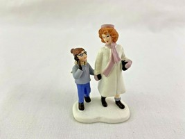 Dept 56 A Christmas Story Ralphie Needs New Glasses 2008 Department - $19.79