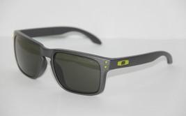 Oakley Sunglasses 9102-38 HOLBROOK Steel / Dark Grey BRAND NEW & 100% Or... - $84.99