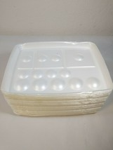 NOS Mary Kay Lot of 25 Consultant styrofoam Makeup  Party Refill Trays Vintage - $17.99