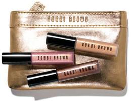 Bobbi Brown Copper Diamond Lip Gloss Set -  Limited Edition - $44.95