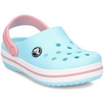 Crocs Slippers Crocband Clog, 204537ICEBLUEWHITE - $107.00