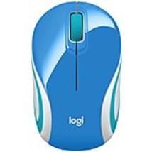 Logitech Wireless Mini Mouse M187 - Optical - Wireless - Radio Frequency... - ₹2,045.29 INR