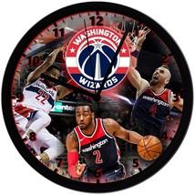 "Washington Wizards Homemade 8"" NBA Wall Clock w/ Battery Included - $23.97"